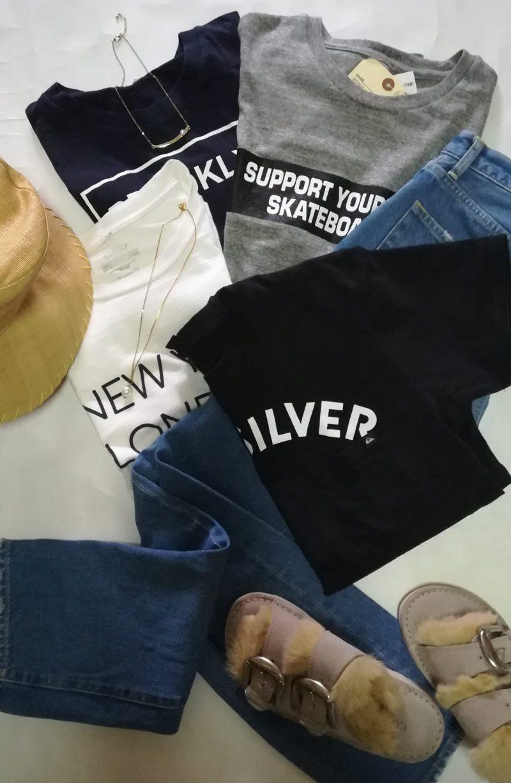 メンスTシャツ