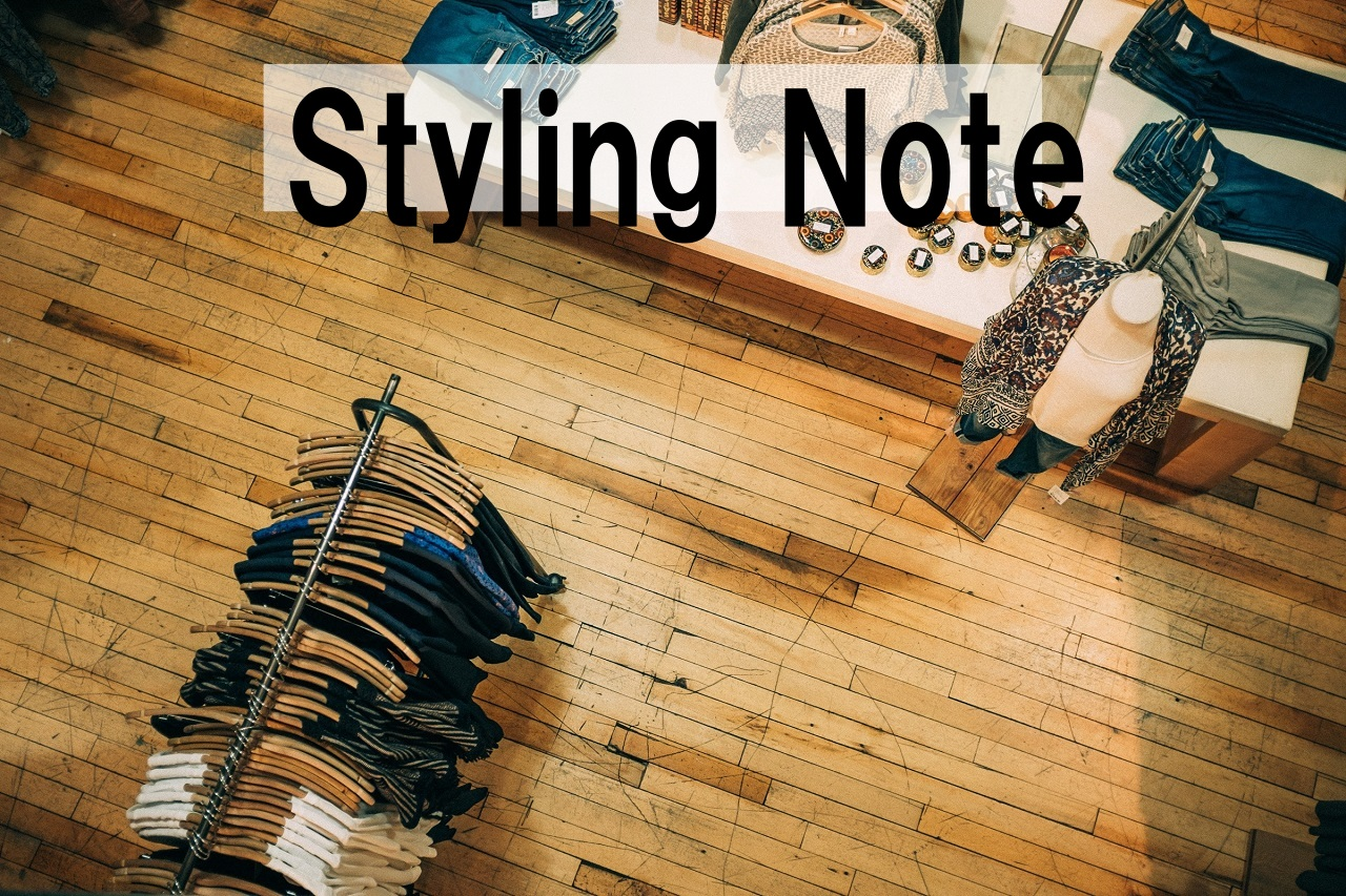 Styling Note