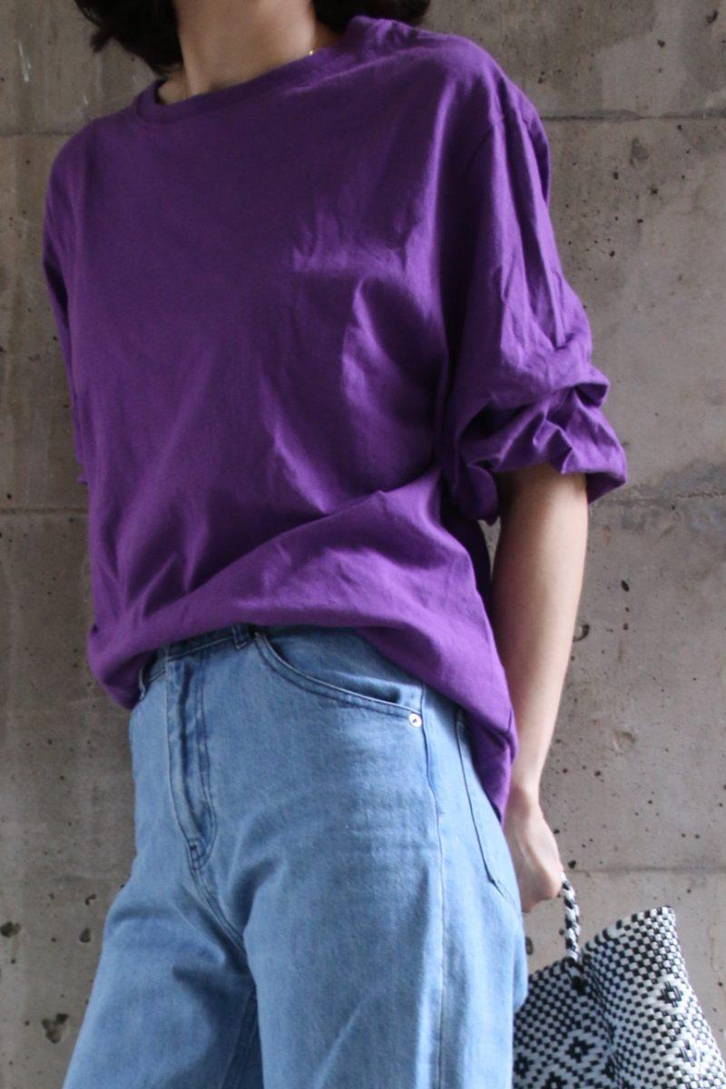 CIAOPANICギャザーTシャツ