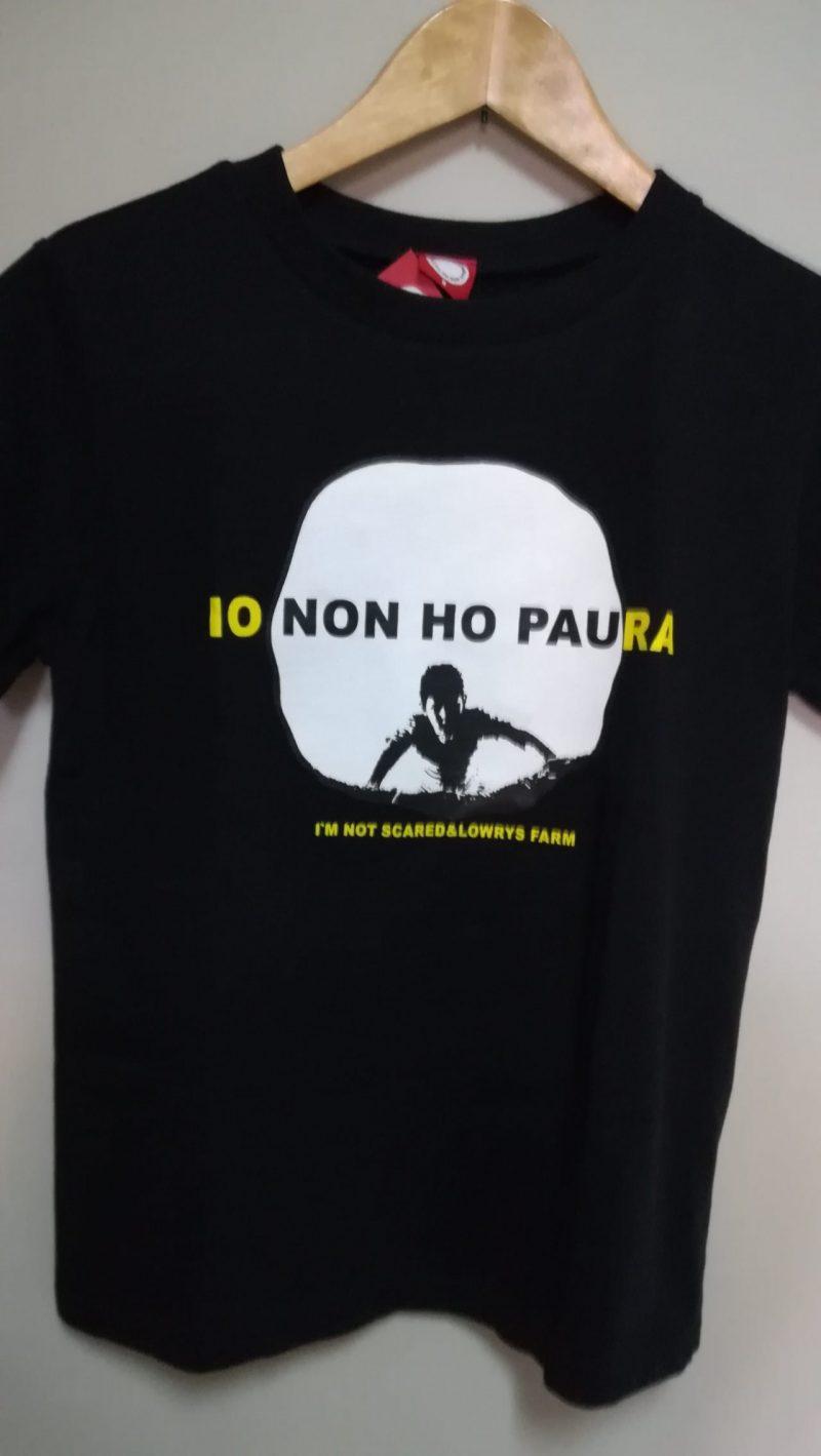 LOWRYS FARM &NON HO PAURA Tシャツ
