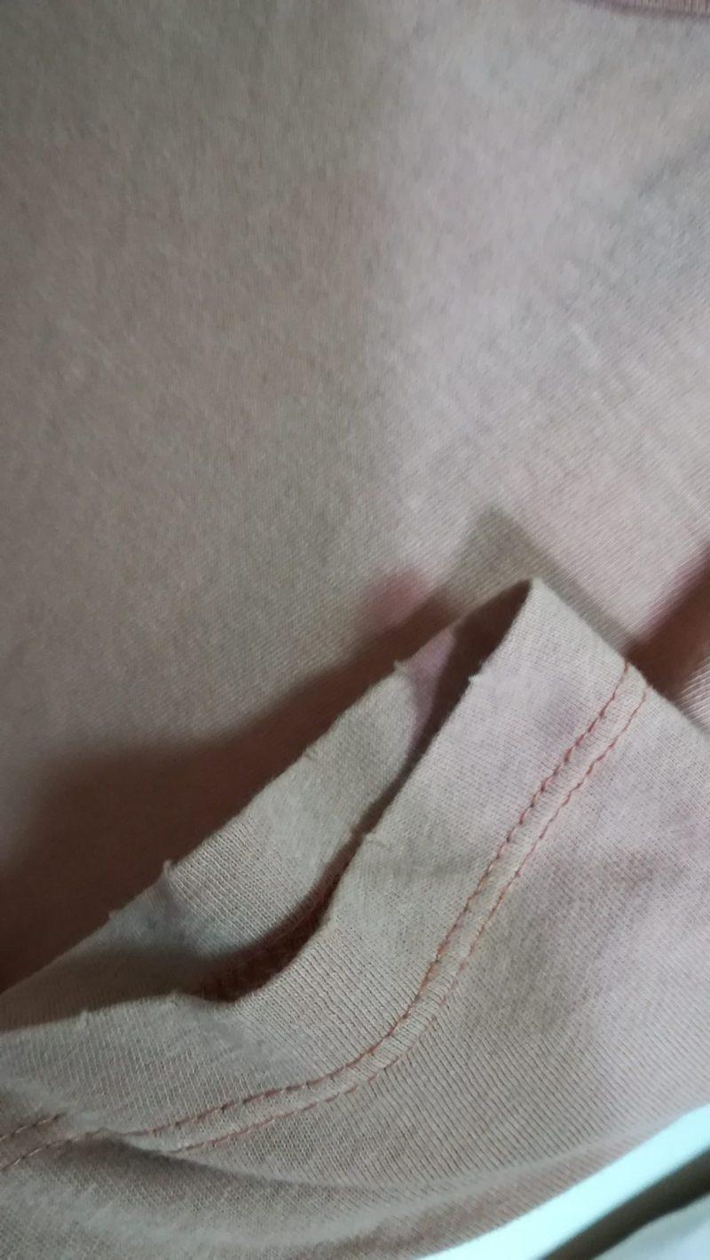 ZARA Tシャツ 袖