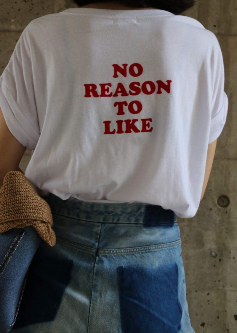 RCWB Tシャツ 背中