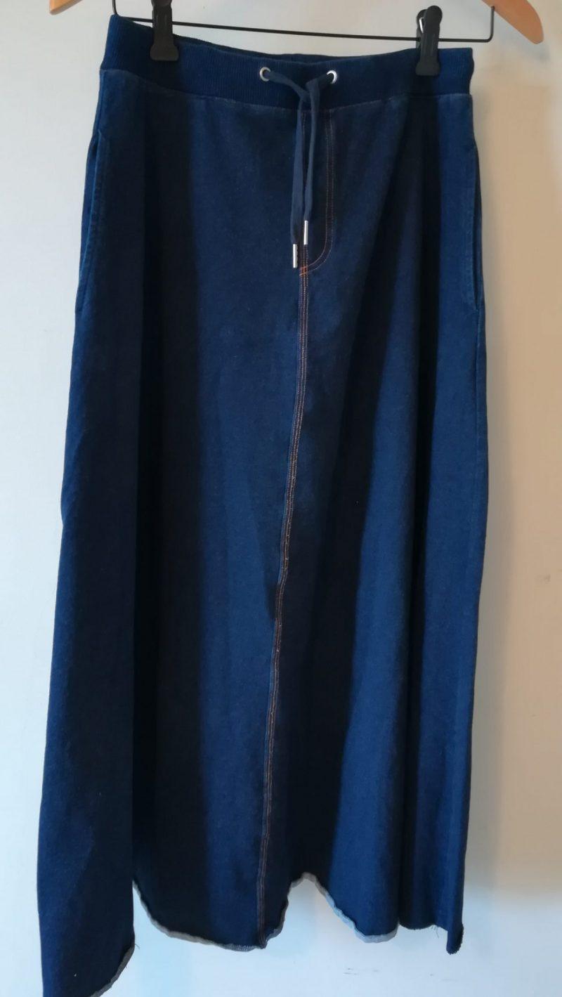LBCデニムスカート