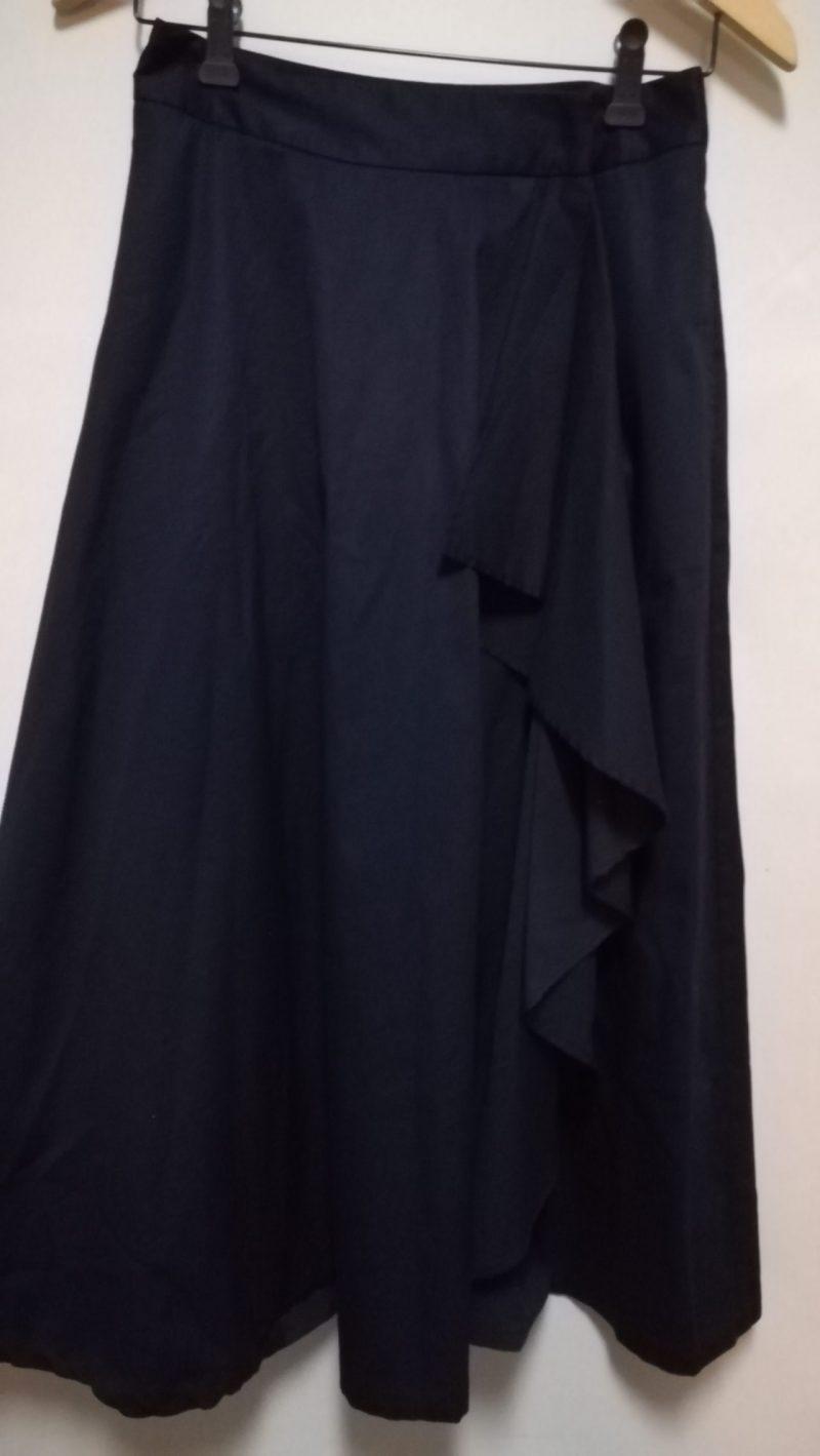 UNITED ARROWS フリルスカート