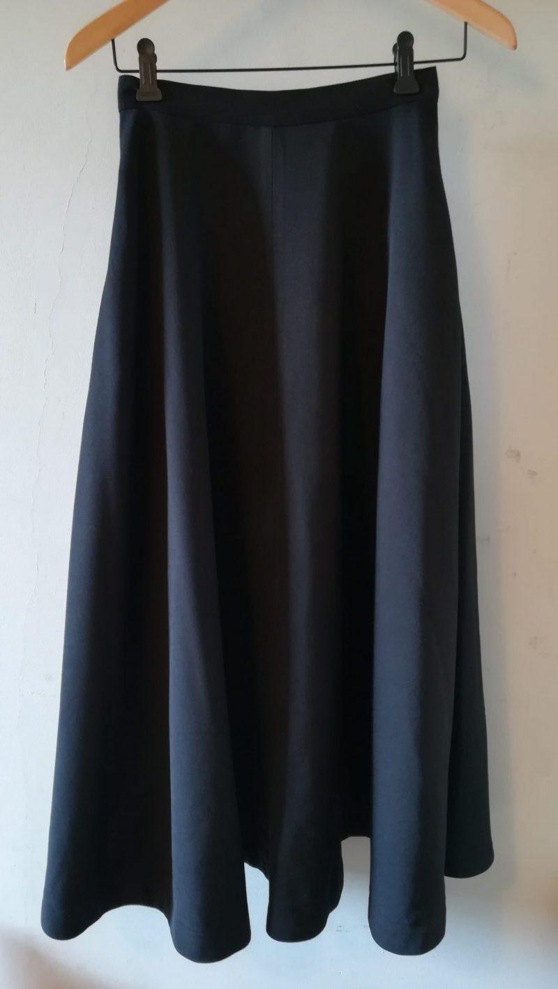 MOUSSYフレアロングスカート
