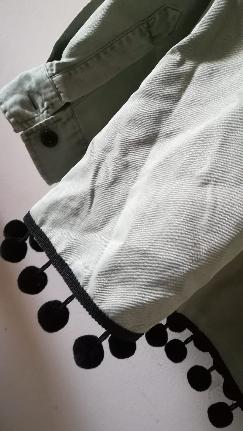 ザラシャツ