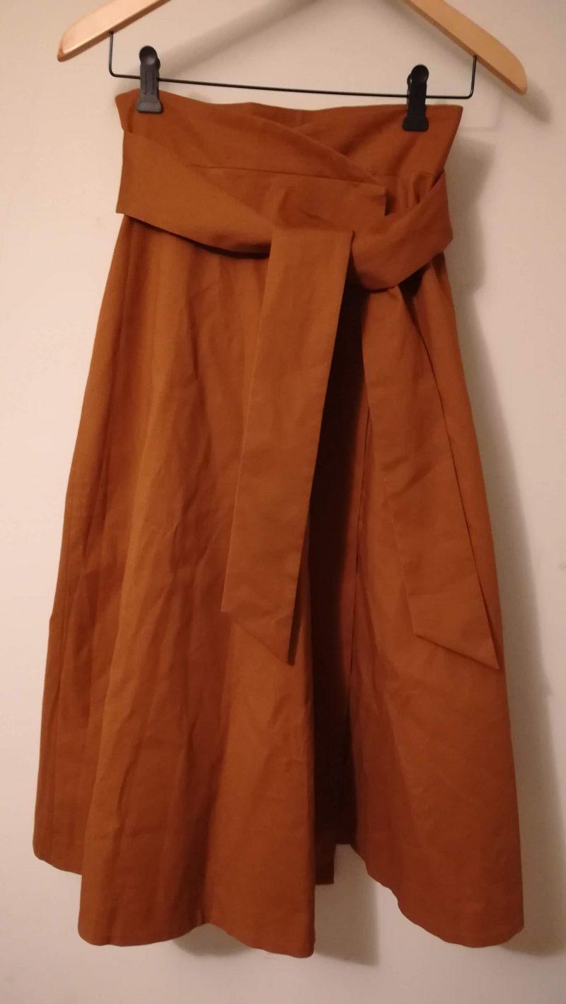 nano&co ロングスカート