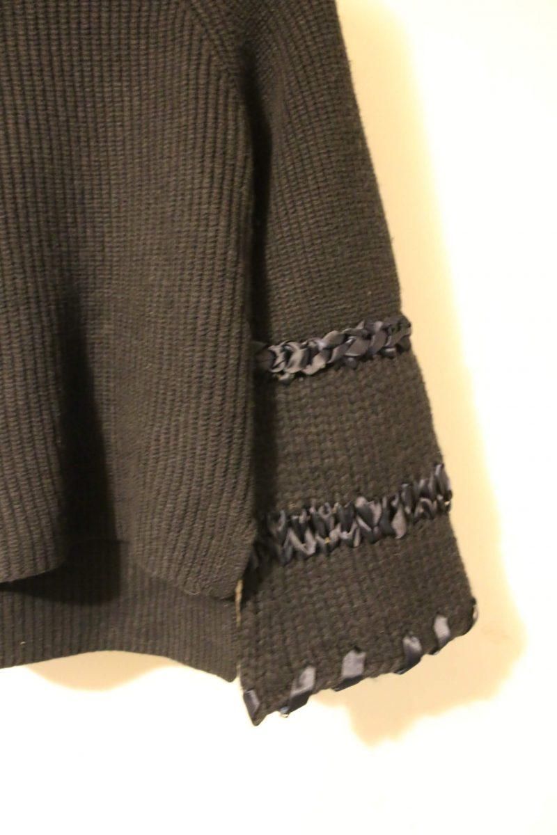 ミーアニット袖