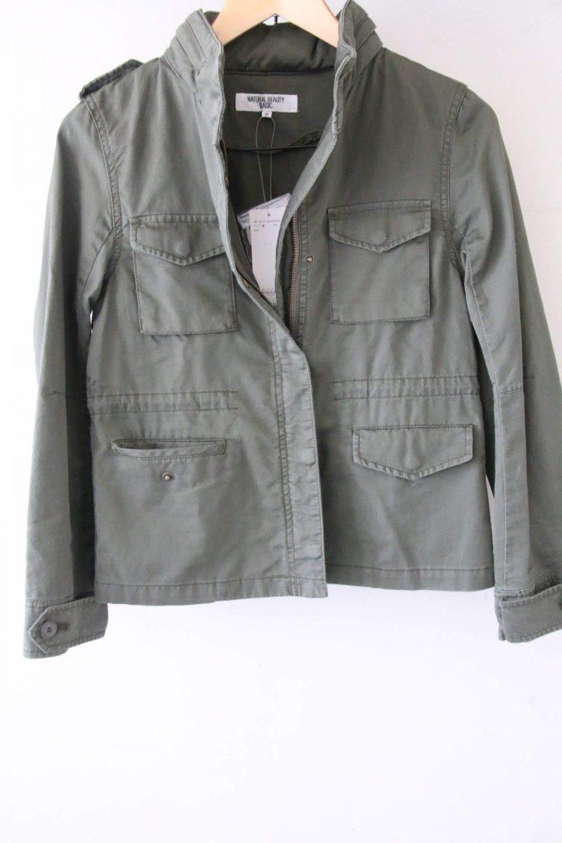 ナチュラルビューティーベーシックジャケット