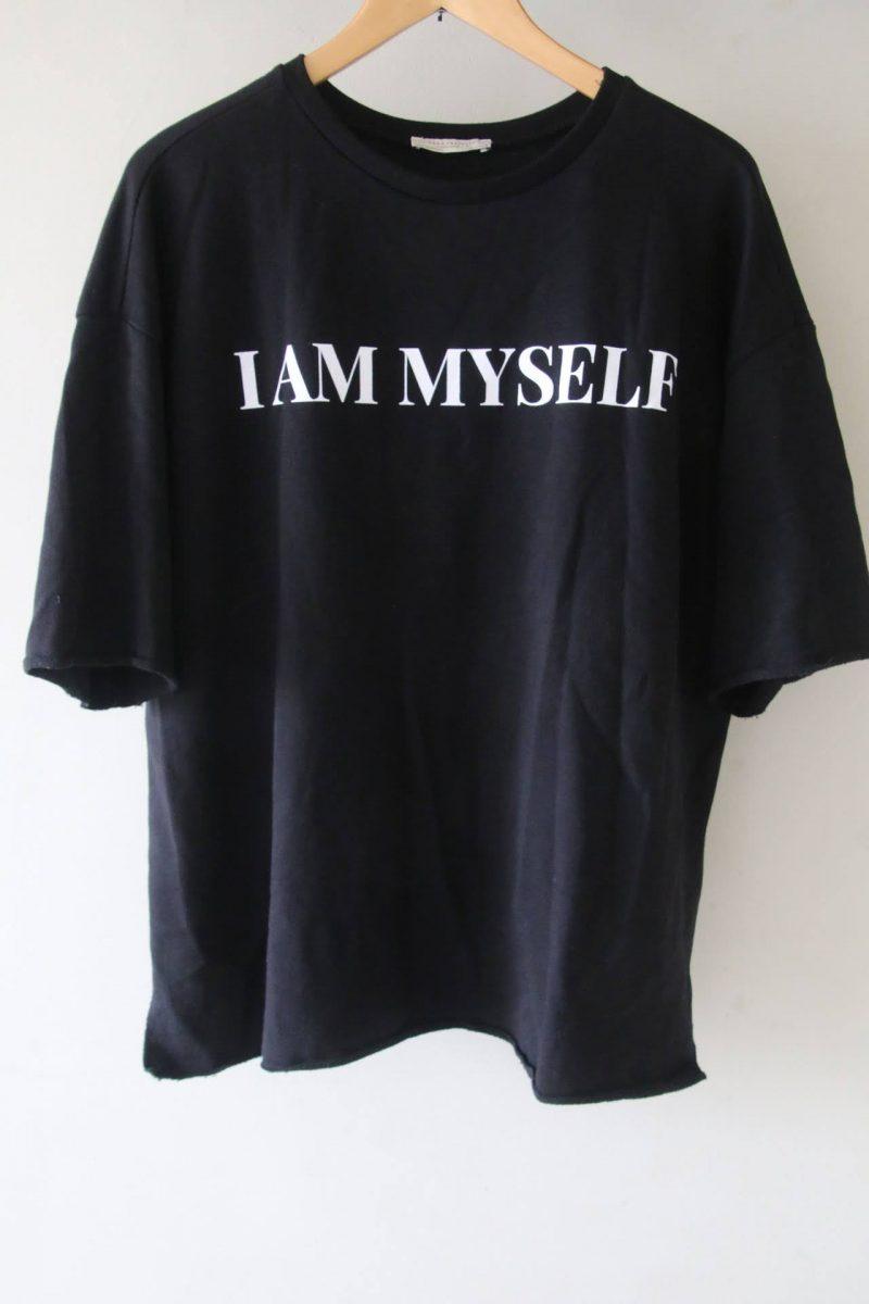 ザラTシャツ