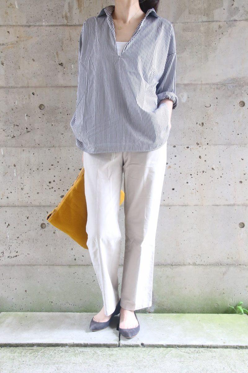 journalstandardシャツコーディネート2