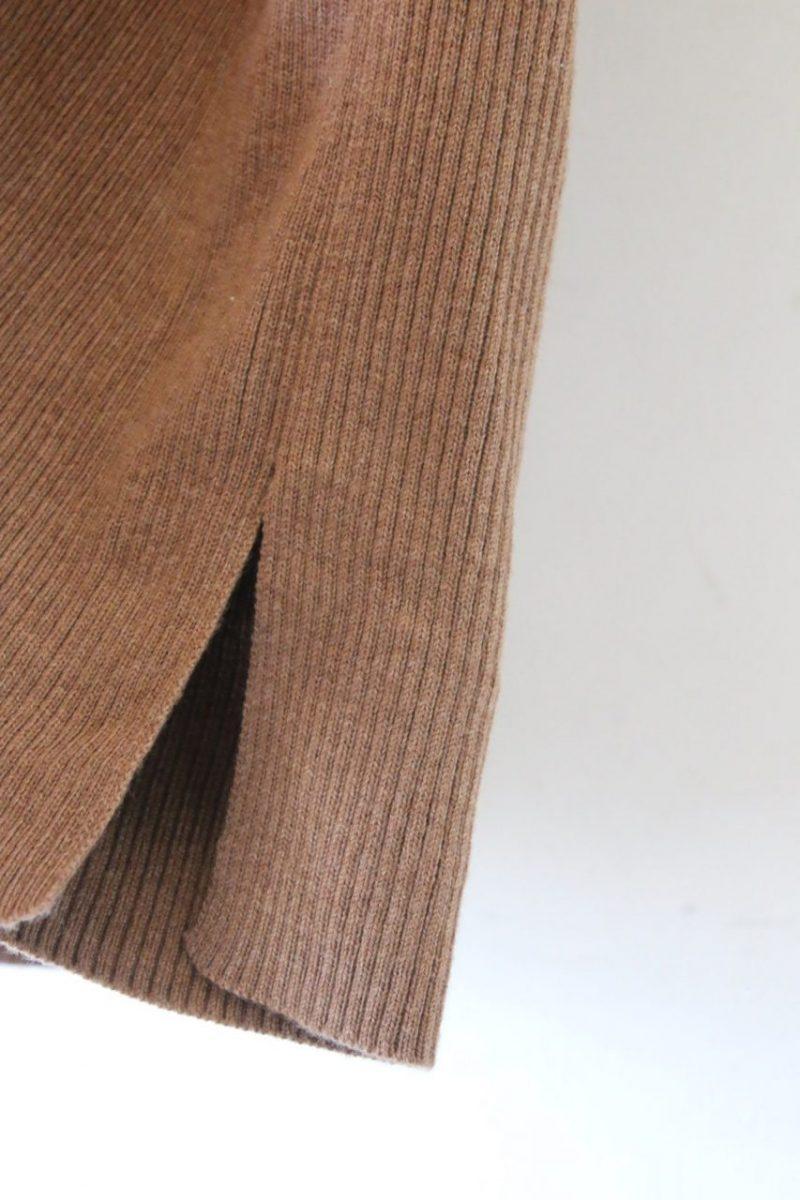 ローズバッドパンツ裾