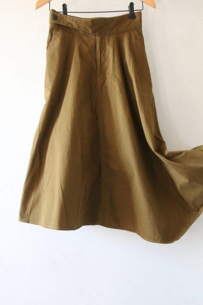 マカフィースカート裾