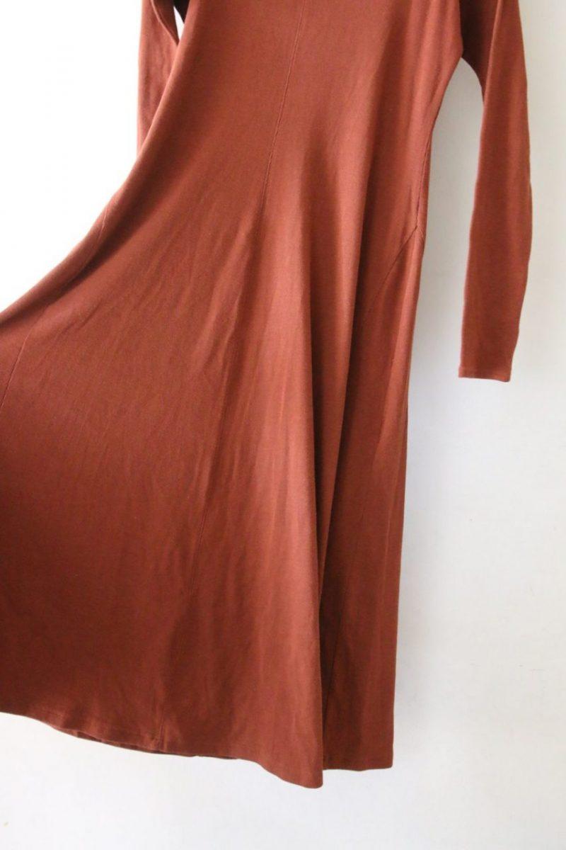ミラオーウェンワンピース裾