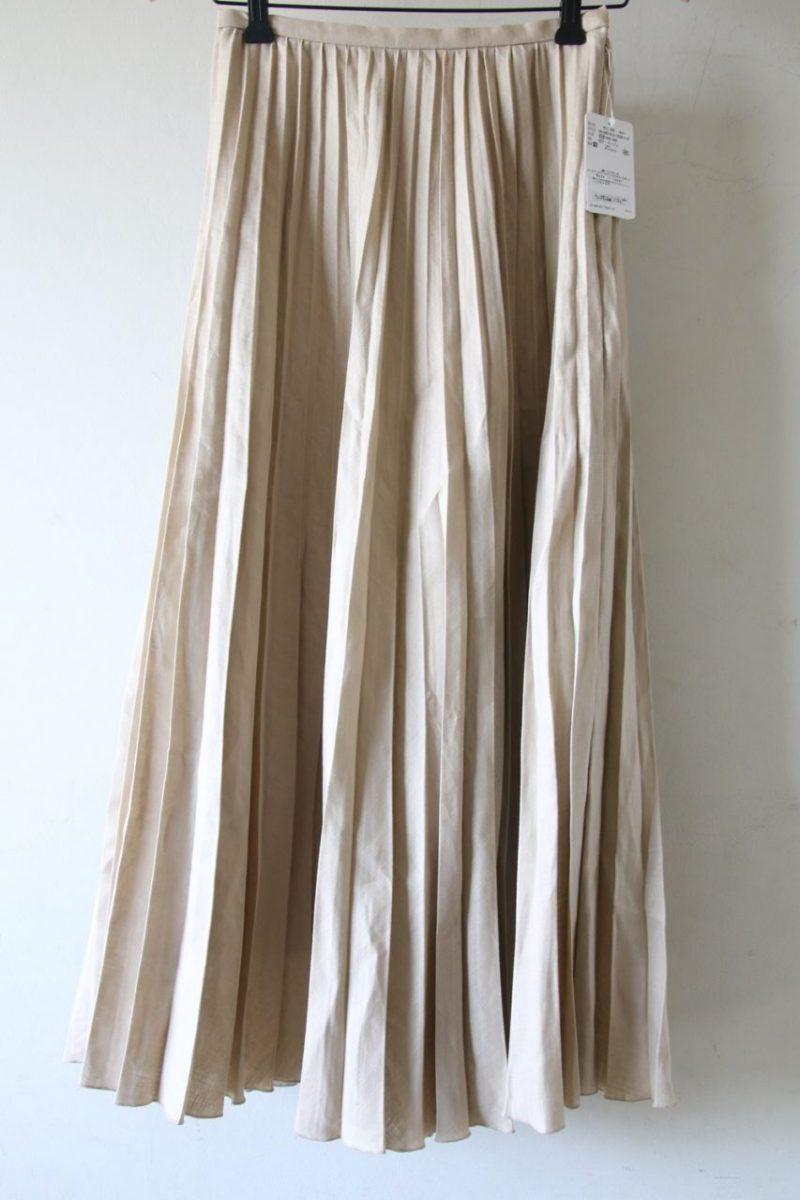 イエナプリーツスカート