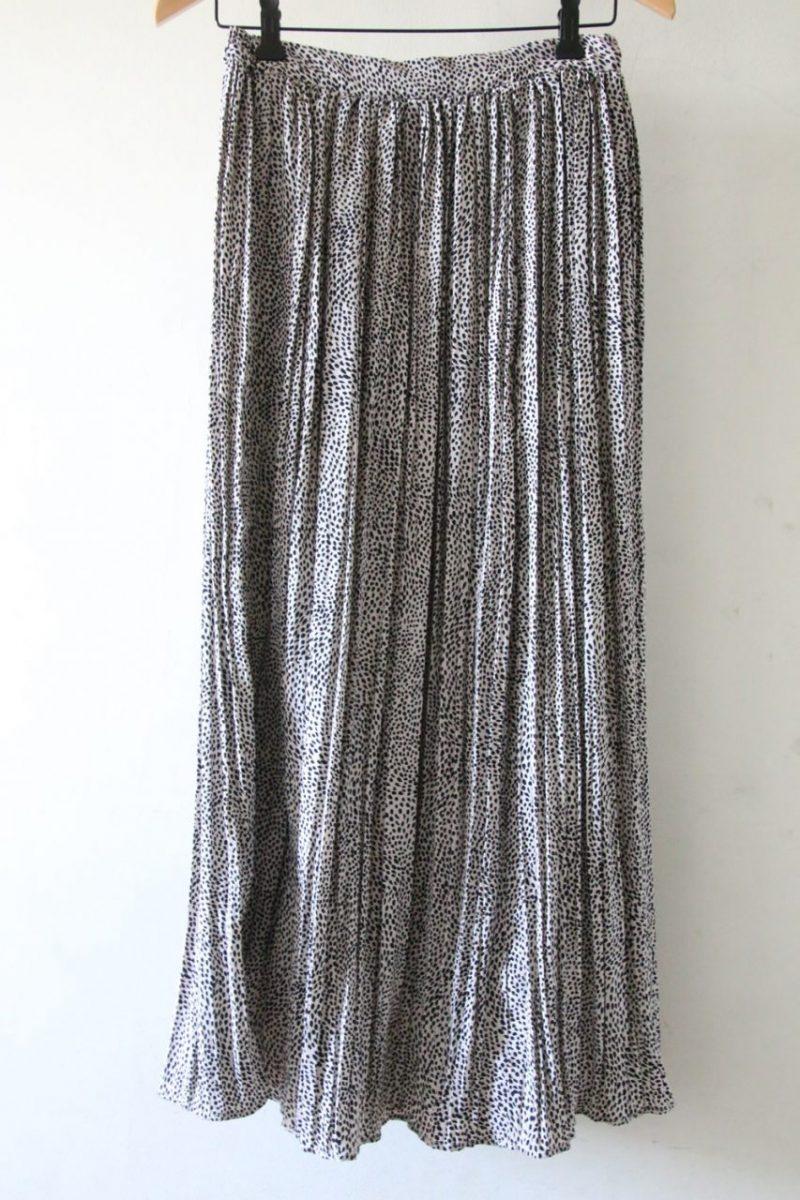 センスオブプレイススカート