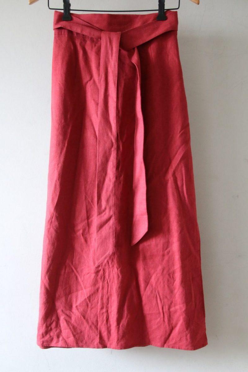 VIS麻スカート