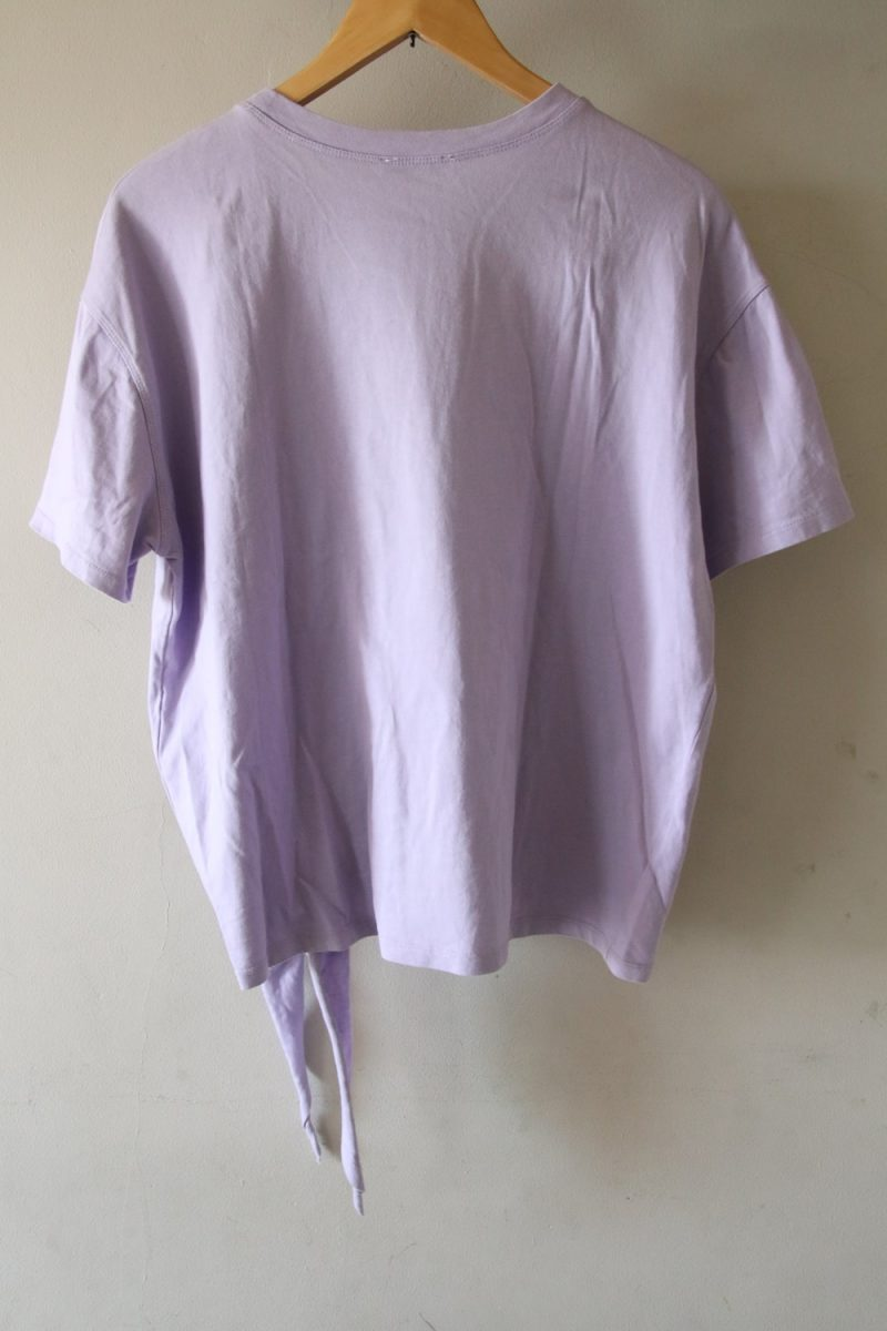 ZARA Tシャツ後
