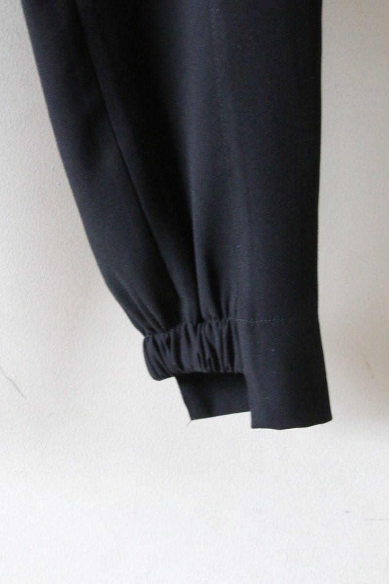 ザラパンツ裾