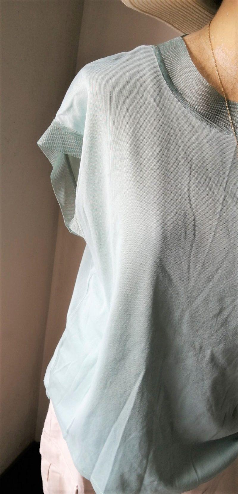 カリテニット袖