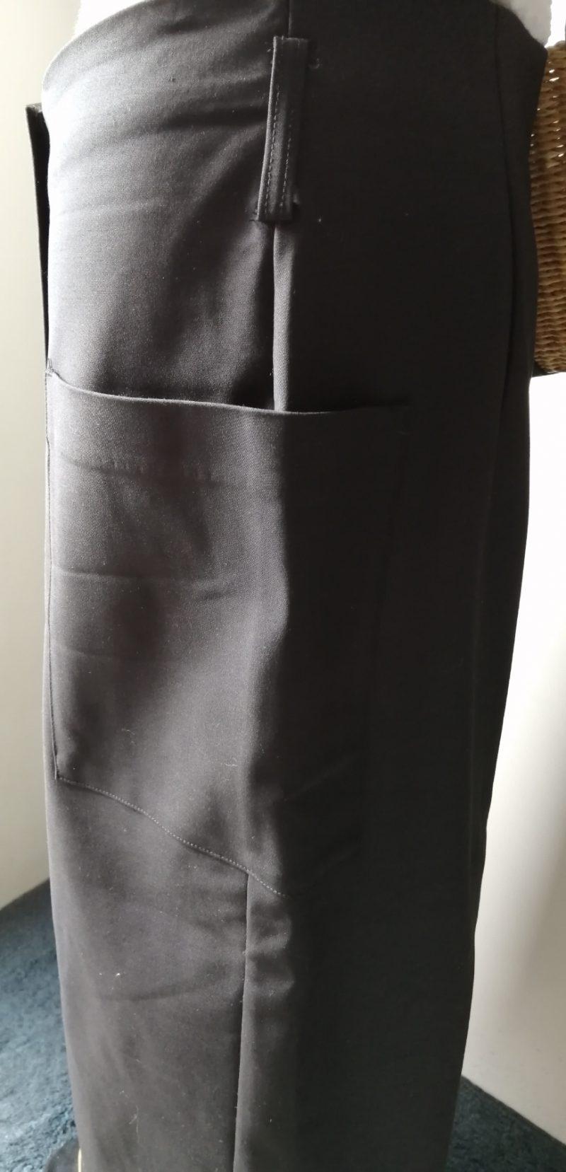 ナノユニバーススカートポケット